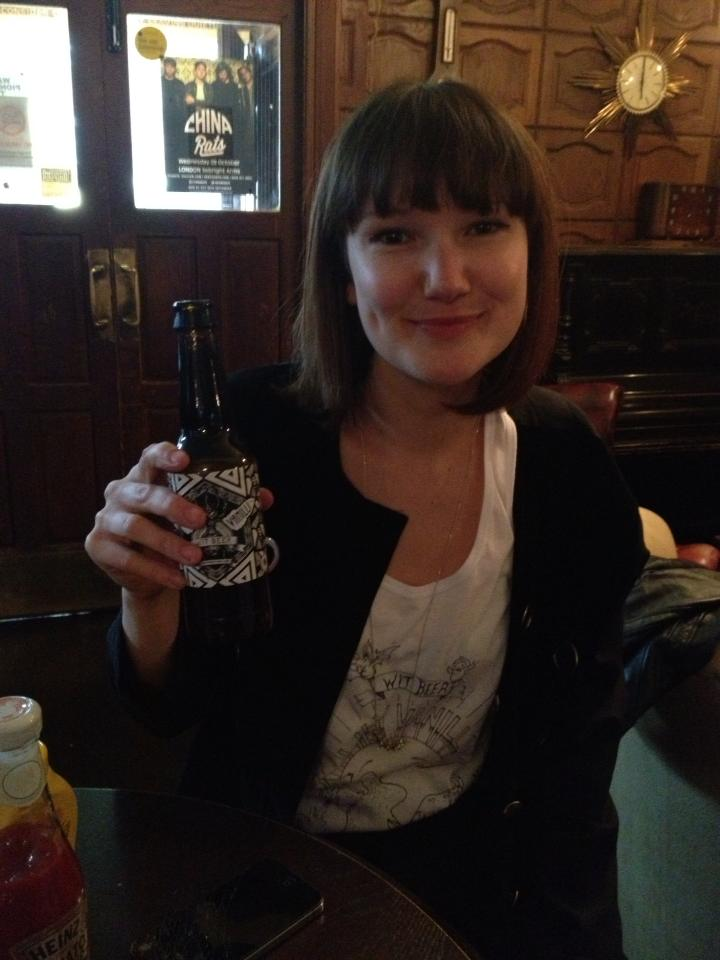 Lily Vanilli Beer
