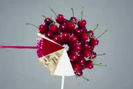 Bakewell Tart Animation Video