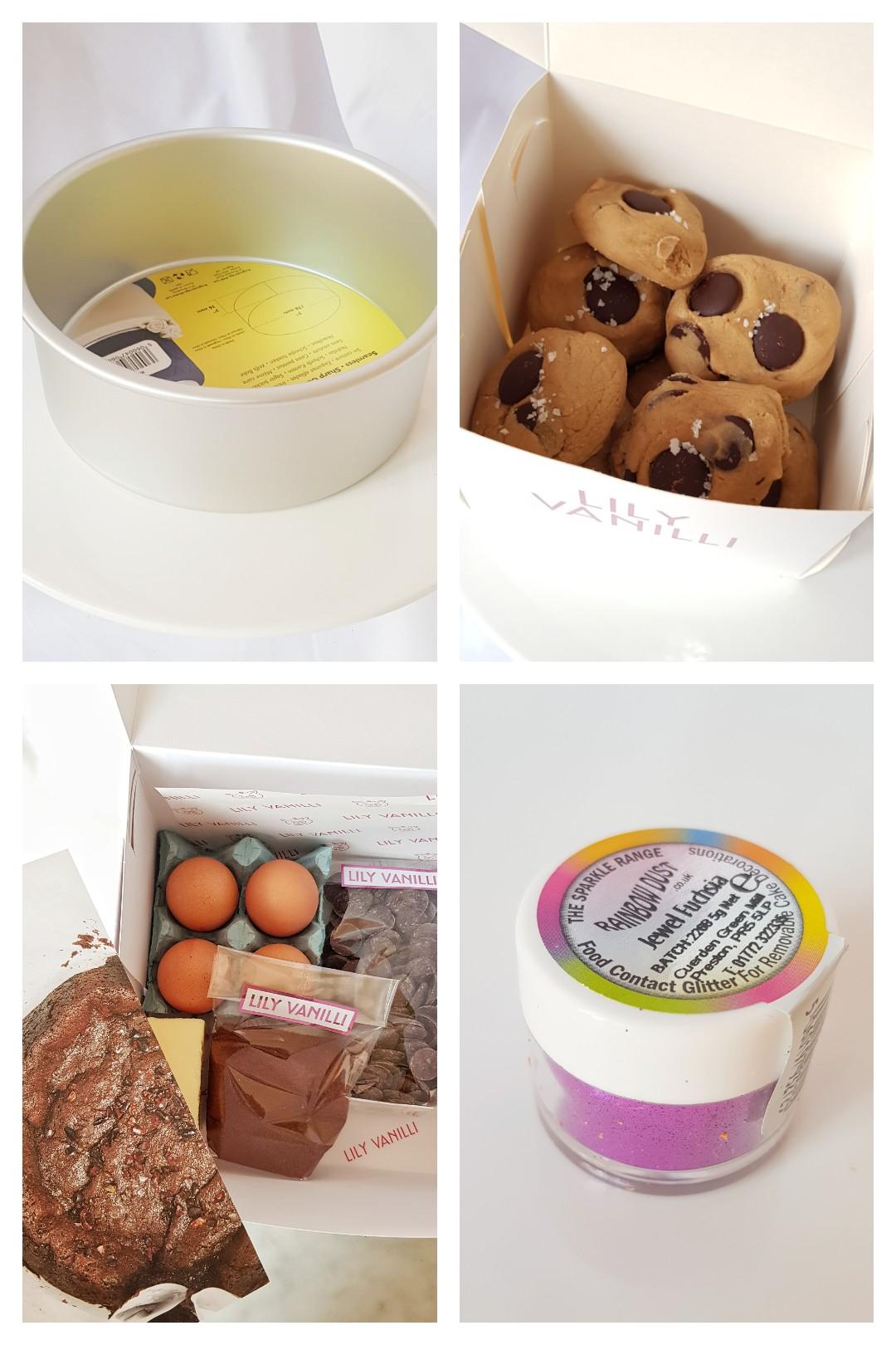 Home Baking Bundle | £50