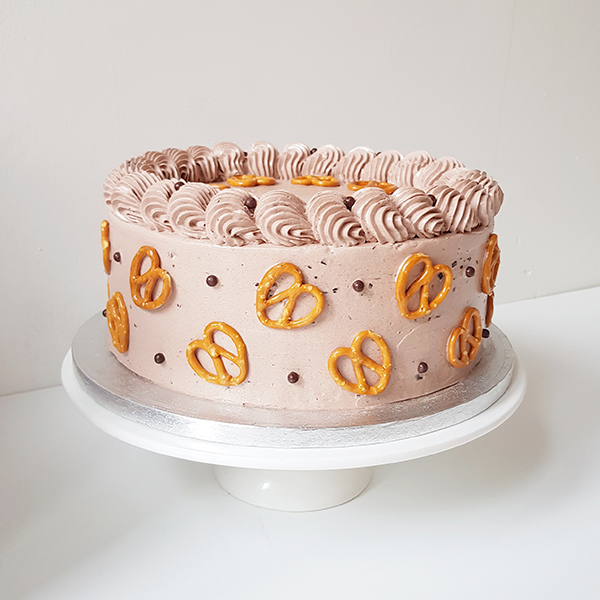 Chocolate Pretzel Cake | £45