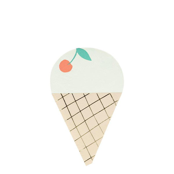 Ice Cream Napkins | £5
