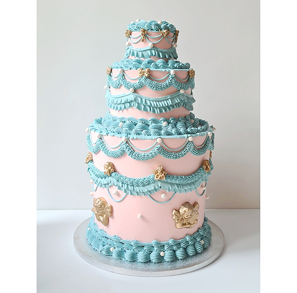 Accidentally Wes Anderson Cake | £65