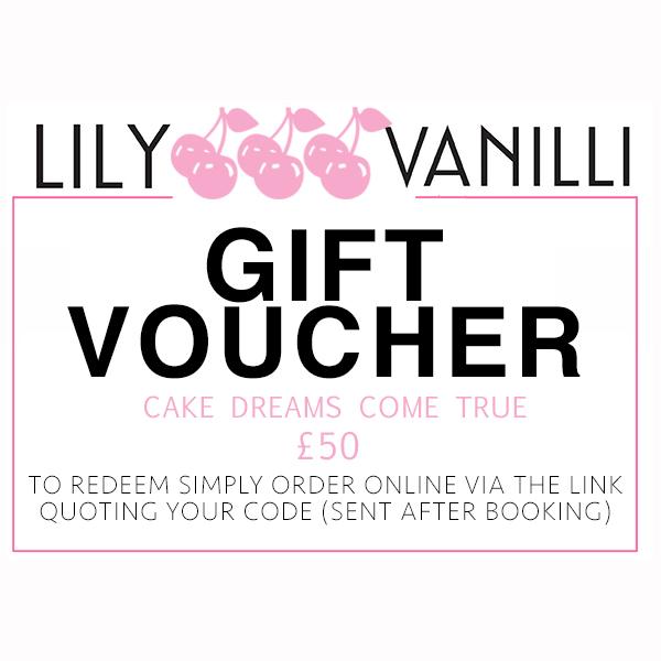 Gift Voucher | £50