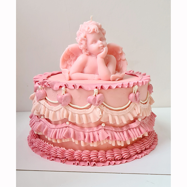 Cherub Candle Cake | from £65
