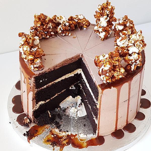 Ultimate, super-soft Gluten Free Chocolate Cake