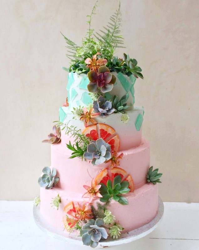 You & Your Wedding – Top Cake Trends 2016
