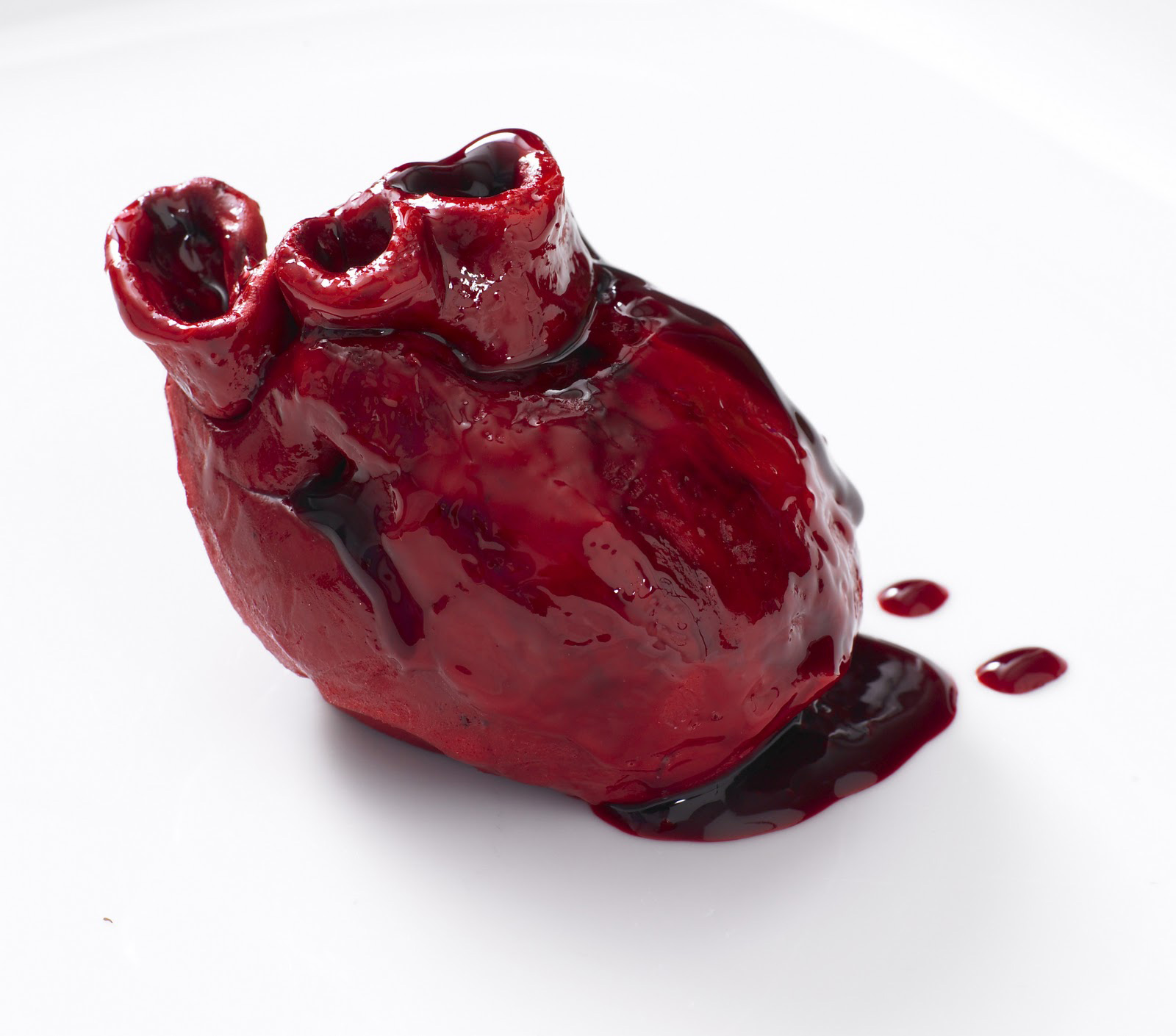 Bleeding Heart Cake Recipe By Lily Vanilli