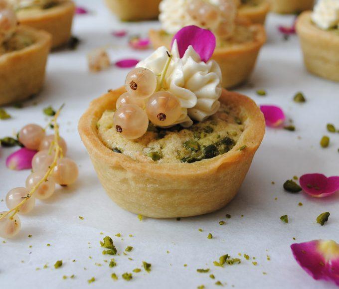 pistachio-and-barberry-frangipane-tart