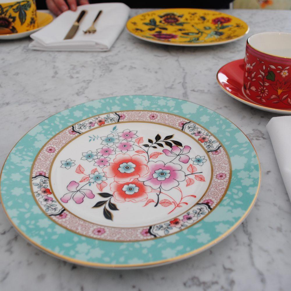 Wedgwood Tea Tasting at the RHS Chatsworth Flower Show