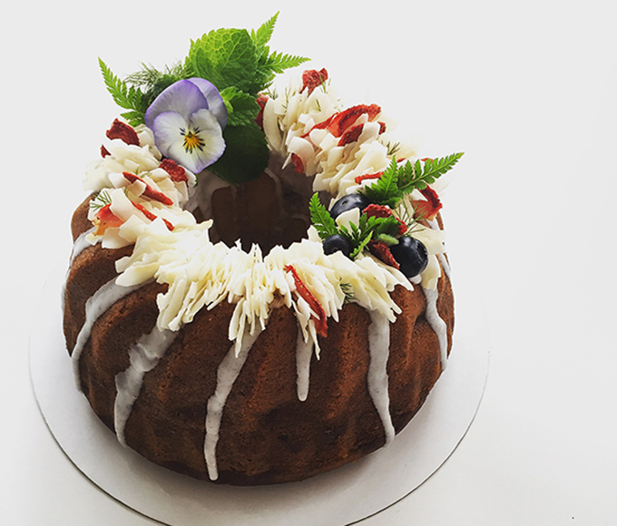 Vegan Bundt Cake