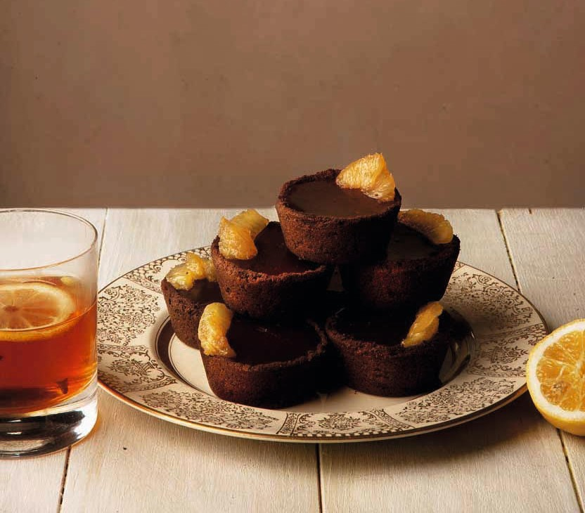 Hot toddy tarts