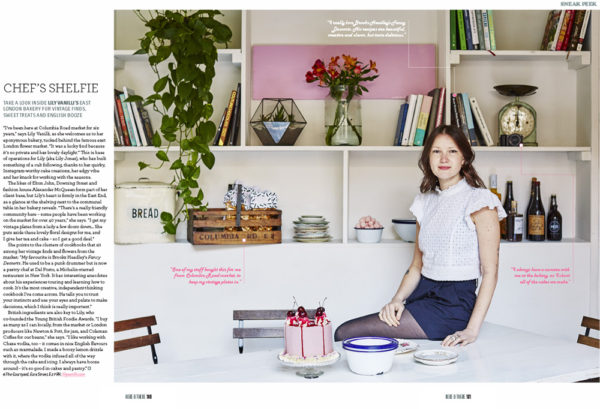 Jamie Oliver Mag – Shelfie