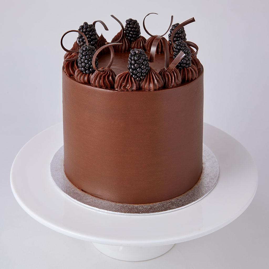 Chocolate Ganache Cake   |  £80