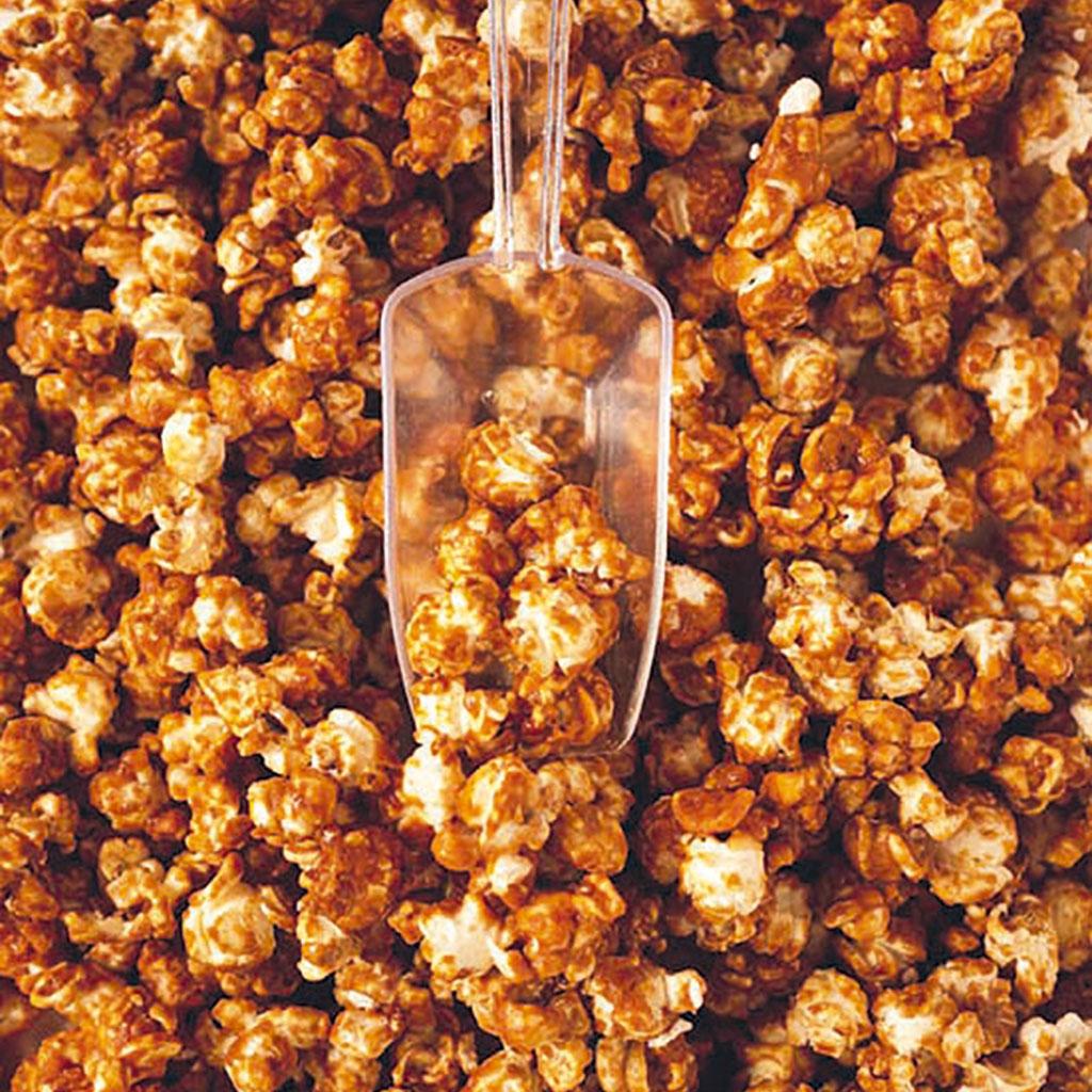 Salted Caramel Popcorn | Lily Vanilli Bakery London