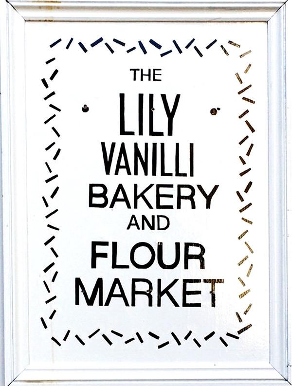 Lily Vanilli Bakery