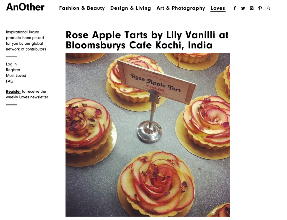 Consulting for Bloomsbury's Bakery in Kochi, Kerala