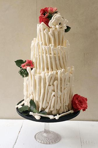 Halloween Baking: Meringue Bones