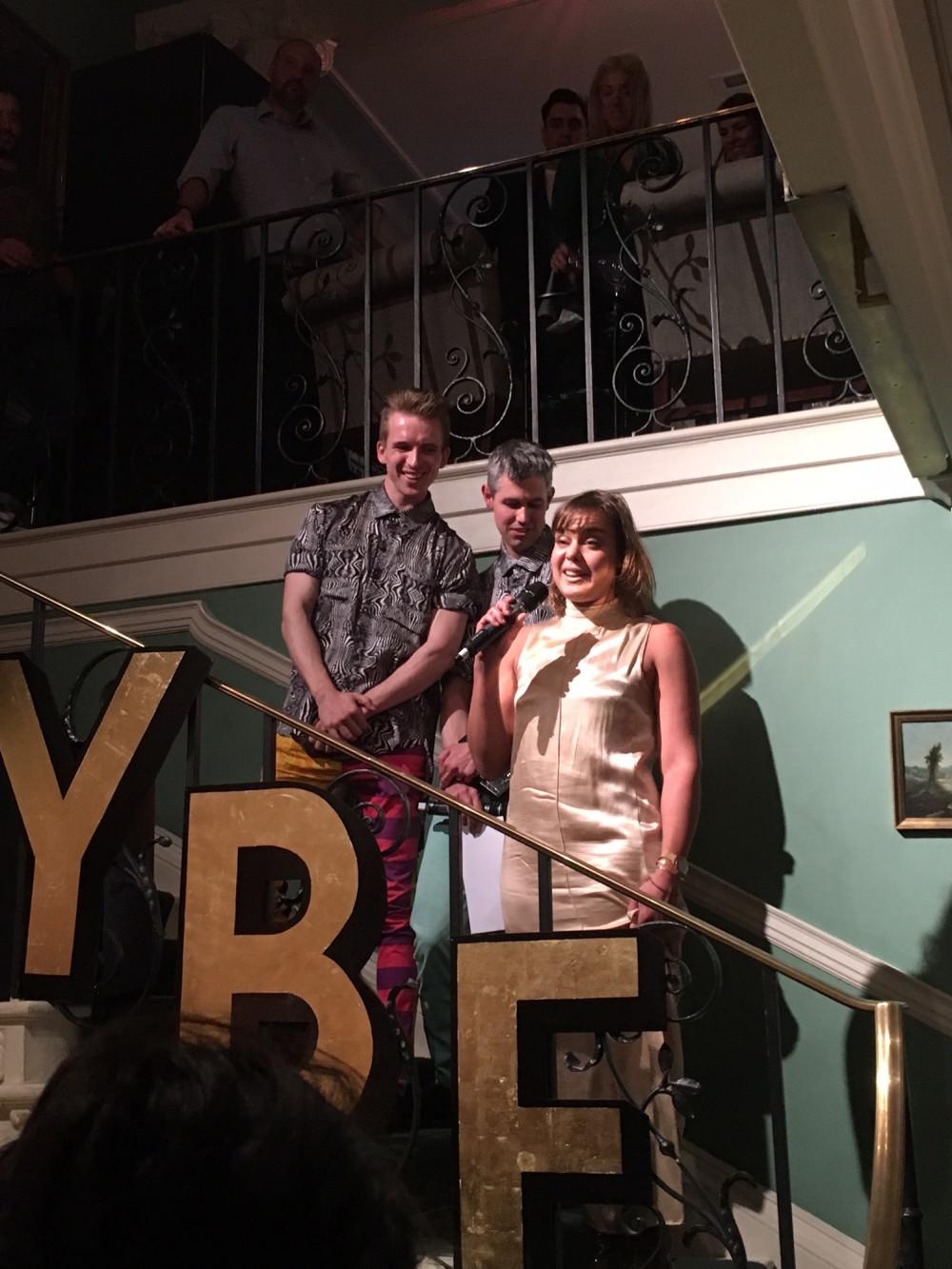 The YBFs 2016