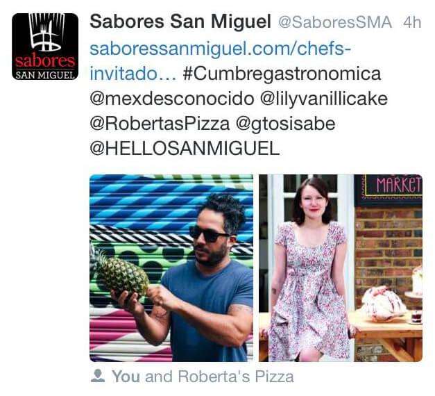 Sabores San Miguel 2015