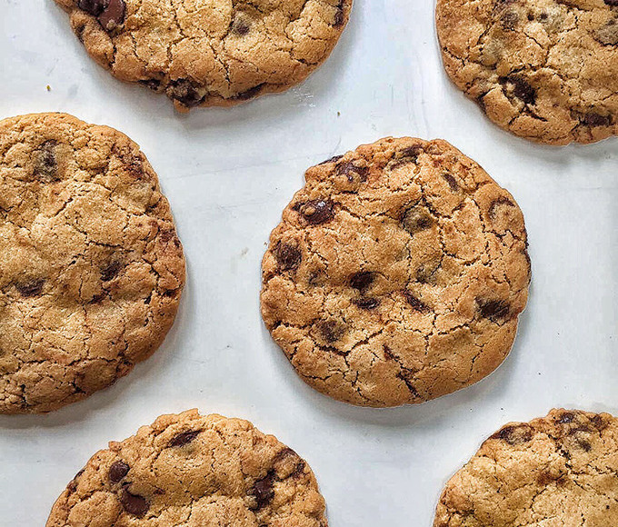 lily vanilli chocolate chip cookie recipe