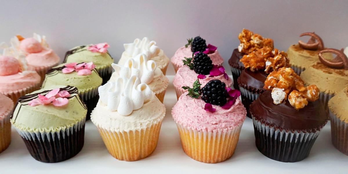 Lily Vanilli Cupcakes