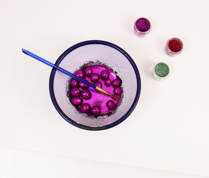 glitter-cranberries