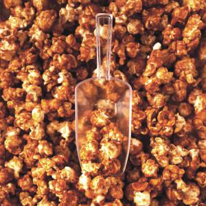Salt Caramel Popcorn