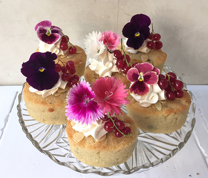 Rose Friands